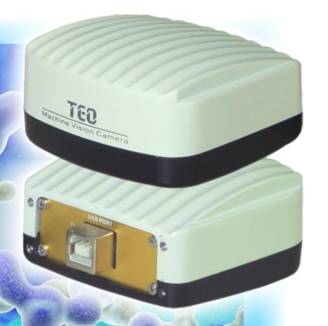 Professional USB industrial medical colour CMOS camera MIS-CC8300/MIS-CC8500
