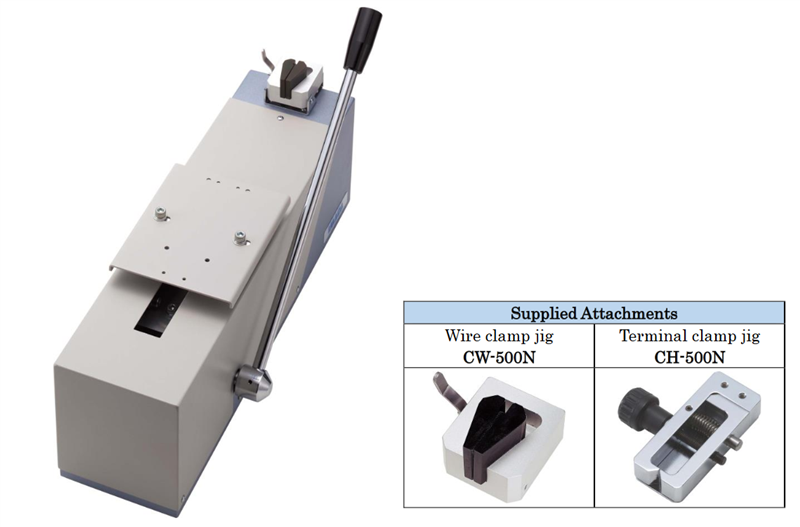 Máy đo lực Crimp Tester Imada LH-500N