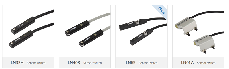 Cảm biến Sensor switch Mindman LN32H, LN40R, LN56, LN01A