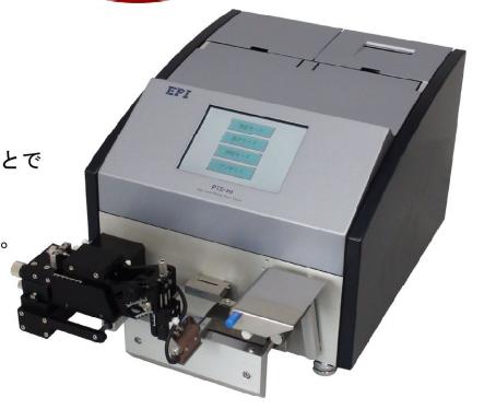 Máy đo lực căng của băng dính EPI PTS-H1 Emboss Carrier Tape Peeling Force Tester