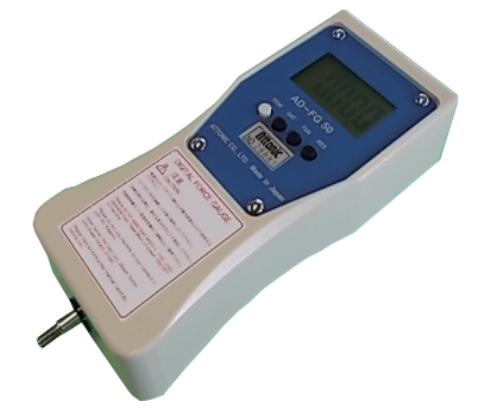 Digital force gauge Attonic AD-FG1, AD-FG5, AD-FG10, AD-FG50