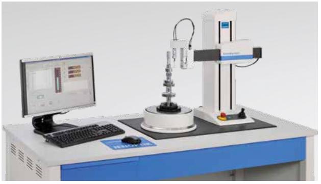 Máy đo độ nhám Jenoptik Formline F435, Formline F435 ergonomic measuring station