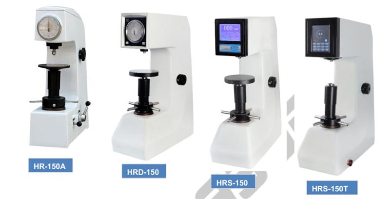 Máy đo độ cứng HR Rockwell Hardness Tester HR-150A, HRD-150, HRS-150, HRS-150T
