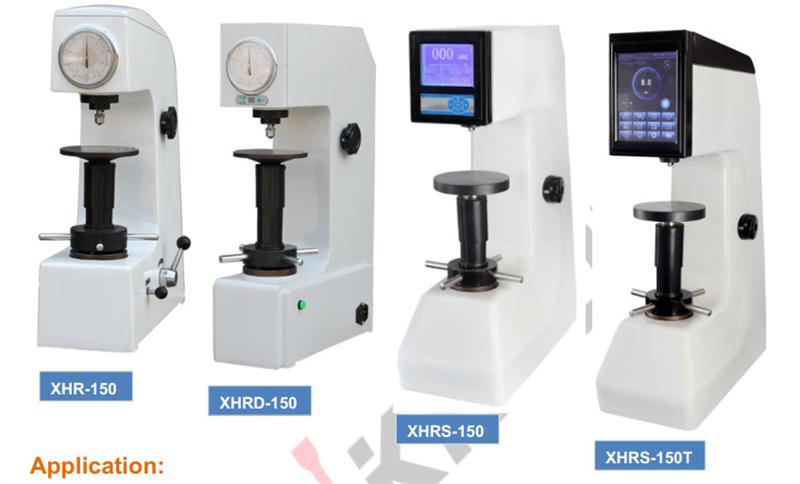 Máy đo độ cứng XHR Plastic Rockwell Hardness Tester XHR-150, XHRD-150, XHRS-150, XHRS-150T