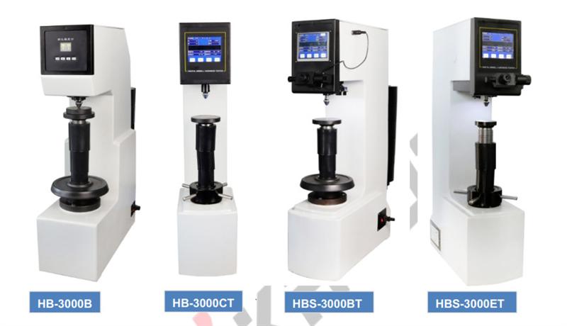 Máy đo độ cứng HB Brinell Hardness Tester HB-3000B, HBS-3000BT, HB-3000CT, HBS-3000ET