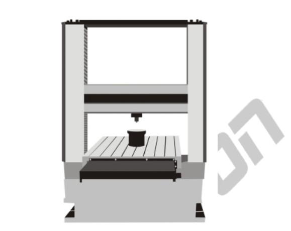 Máy đo độ cứng Automatic Gantry Brinell Hardness Tester HBM-3000E