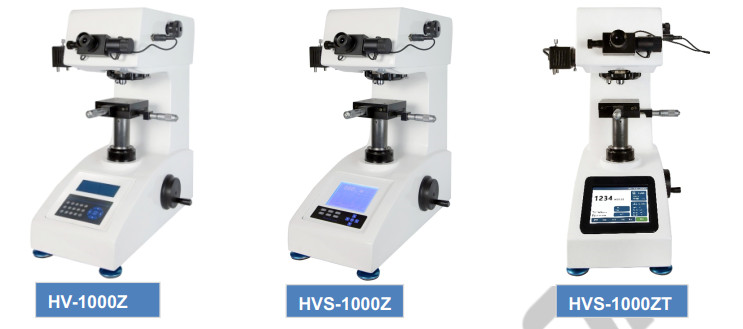 Máy đo độ cứng Auto-Turret Micro Vicker Hardness Tester HV-1000Z, HVS-1000Z, HVS-1000ZT